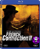 French Connection 2 Blu-Ray (1975) (Region A) (Hong Kong Version) a.k.a. Contacto en Francia II