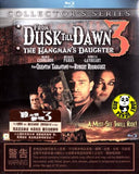 From Dusk Till Dawn 3 - The Hangman's Daughter Blu-Ray (1999) (Region A) (Hong Kong Version)