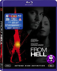 From Hell Blu-Ray (2001) (Region A) (Hong Kong Version)