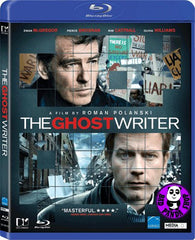 The Ghost Writer Blu-Ray (2010) (Region A) (Hong Kong Version)