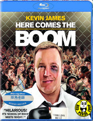Here Comes The Boom Blu-Ray (2012) (Region A) (Hong Kong Version)