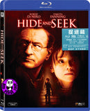 Hide & Seek Blu-Ray (2005) (Region A) (Hong Kong Version)