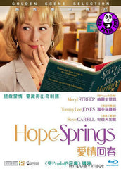Hope Springs Blu-Ray (2012) (Region A) (Hong Kong Version)