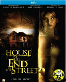House At The End Of The Street Blu-Ray (2012) (Region A) (Hong Kong Version)