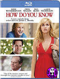 How Do You Know Blu-Ray (2010) (Region A) (Hong Kong Version)