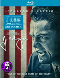 J. Edgar J.艾德格 Blu-Ray (2011) (Region A) (Hong Kong Version)