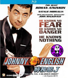 Johnny English Blu-Ray (2003) (Region A) (Hong Kong Version)
