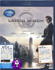 Largo Winch (2009) (Region A Blu-ray) (English Subtitled) French Movie