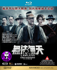 Lawless Blu-Ray (2012) (Region A) (Hong Kong Version)