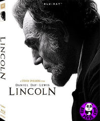 Lincoln Blu-Ray (2012) (Region A) (Hong Kong Version)