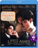Little Ashes Blu-Ray (2008) (Region Free) (Hong Kong Version)