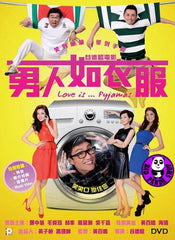 Love is... Pyjamas (2012) (Region Free DVD) (English Subtitled)