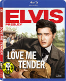 Love Me Tender Blu-Ray (1956) (Region A) (Hong Kong Version)