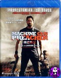 Machine Gun Preacher Blu-Ray (2012) (Region A) (Hong Kong Version)