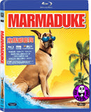 Marmaduke Blu-Ray (2010) (Region A) (Hong Kong Version)