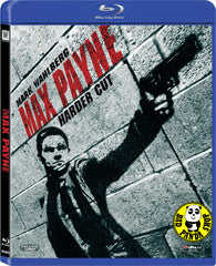 Max Payne Blu-Ray (2008) (Region A) (Hong Kong Version)