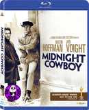 Midnight Cowboy Blu-Ray (1969) (Region Free) (Hong Kong Version)
