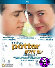 Miss Potter Blu-Ray (2006) (Region A) (Hong Kong Version)