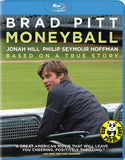 Moneyball Blu-Ray (2011) (Region Free) (Hong Kong Version)