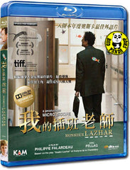 Monsieur Lazhar (2011) (Region A Blu-ray) (English Subtitled) French Movie