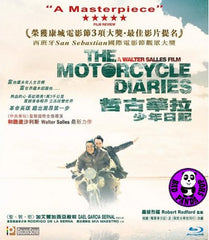 The Motorcycle Diaries (2004) (Region A Blu-ray) (English Subtitled) Spanish Movie a.k.a. Diarios de Motocicleta