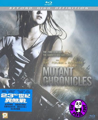 Mutant Chronicles Blu-Ray (2008) (Region A) (Hong Kong Version)