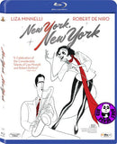 New York, New York Blu-Ray (1977) (Region A) (Hong Kong Version)