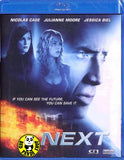 Next Blu-Ray (2007) (Region A) (Hong Kong Version)