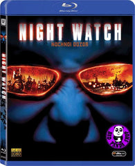 Night Watch (2004) (Region A Blu-ray) (English Subtitled) Russian Movie a.k.a. Nochnoi Dozor