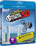Nitro Circus - The Movie 2D + 3D Blu-Ray (2012) (Region A) (Hong Kong Version)