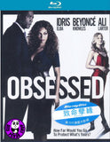 Obsessed Blu-Ray (2008) (Region A) (Hong Kong Version)