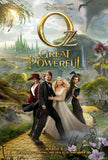 Oz The Great and Powerful Blu-Ray (2013) (Region A) (Hong Kong Version)