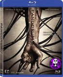 Pandorum Blu-Ray (2009) (Region A) (Hong Kong Version)