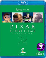 Pixar Short Films Collection Volume 2 Blu-Ray (2012) (Region Free) (Hong Kong Version)