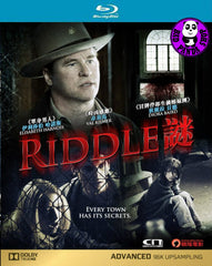 Riddle Blu-Ray (2013) (Region A) (Hong Kong Version)