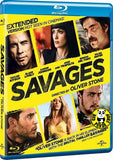 Savages Blu-Ray (2012) (Region A) (Hong Kong Version) Extended Version