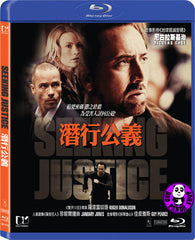 Seeking Justice Blu-Ray (2011) (Region A) (Hong Kong Version)