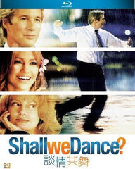 Shall We Dance? Blu-Ray (2004) (Region A) (Hong Kong Version)