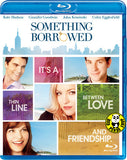 Something Borrowed Blu-Ray (2011) (Region Free) (Hong Kong Version)