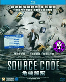Source Code Blu-Ray (2011) (Region A) (Hong Kong Version)
