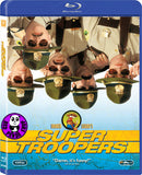 Super Troopers Blu-Ray (2008) (Region A) (Hong Kong Version)