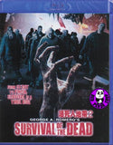 Survival of the Dead Blu-Ray (2009) (Region A) (Hong Kong Version)