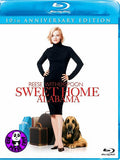 Sweet Home Alabama Blu-Ray (2002) (Region A) (Hong Kong Version) 10th Anniversary Edition