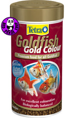 Tetra Goldfish Gold Colour Premium Food for All Goldfish 250ml (Other Brands) (Fish Food)