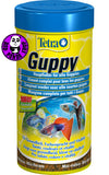 Tetra Guppy Complete Food for All Guppies 100ml, 250ml (Other Brands) (Fish Food)