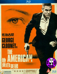 The American Blu-Ray (2010) (Region A) (Hong Kong Version)
