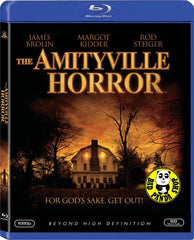 The Amityville Horror Blu-Ray (1979) (Region A) (Hong Kong Version)