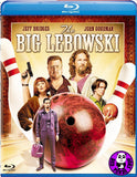 The Big Lebowski Blu-Ray (1998) (Region A) (Hong Kong Version)