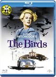The Birds Blu-Ray (1963) (Region A) (Hong Kong Version)
