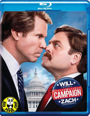 The Campaign Blu-Ray (2012) (Region A) (Hong Kong Version)